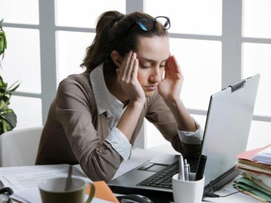 Người thường xuyên căng thẳng thần kinh, lo âu có nguy cơ mắc máu nhiễm mỡ