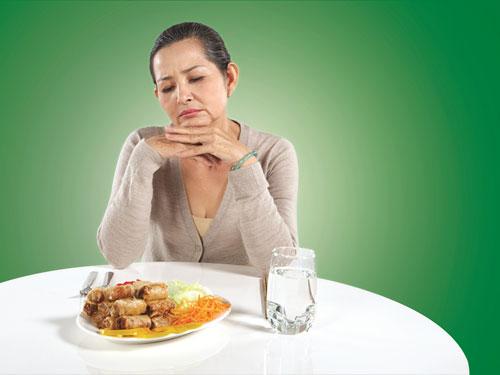 Chán ăn là dấu hiệu ung thư thận