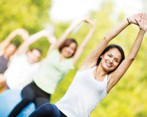 Lối sống lành mạnh giúp giảm nguy cơ ung thư đại tràng.