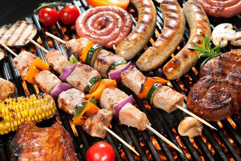 Những thức ăn gây kích thích đại tràng
