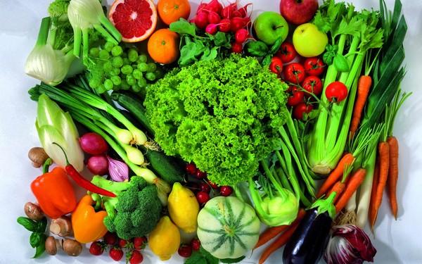 Bổ sung rau củ quả giúp phòng ngừa bệnh ung thư biểu mô