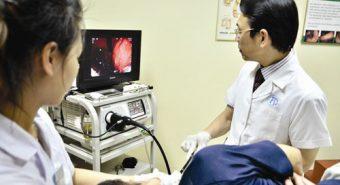 Tầm soát ung thư đại tràng sớm giúp điều trị bệnh thành công