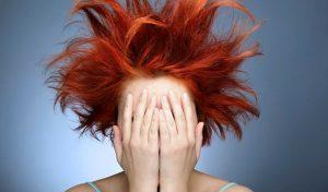 Thuốc nhuộm tóc gây ra ung thư hạch bạch huyết.