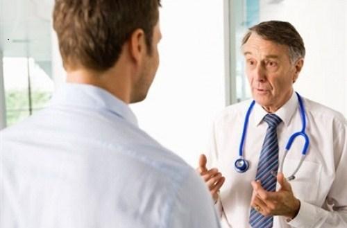 Tinh hoàn đau theo nhịp có thể không phải ung thư tinh hoàn