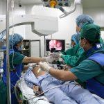 Bắc Ninh đặt stent cho bệnh nhân ung thư thực quản giai đoạn cuối thành công