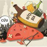 Bạn đã biết bia rượu gây ung thư như thế nào?
