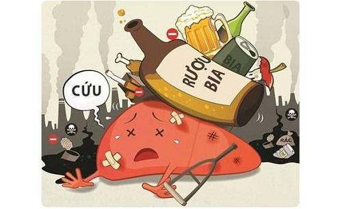 Uống bia rượu đúng cách để bảo vệ sức khỏe chính mình