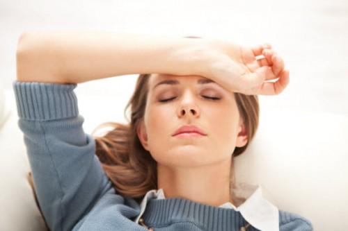 Mệt mỏi là dấu hiệu bệnh ung thư máu