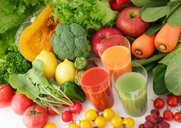Ngăn ngừa u xơ tử cung bằng thực phẩm xanh