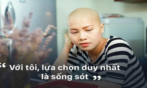 Câu chuyện buồn của bà mẹ đơn thân mắc bệnh ung thư