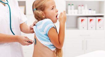 Bệnh ung thư phế quản có gặp ở trẻ em?