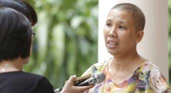 Người phụ nữ mắc bệnh ung thư vú lan tỏa khát vọng sống trong cộng đồng
