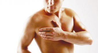 Bị bướu ở ngực có phải là dấu hiệu ung thư vú ở nam giới không?