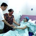 Tâm sự rơi nước mắt của người mẹ bị ung thư nhường sự sống cho con