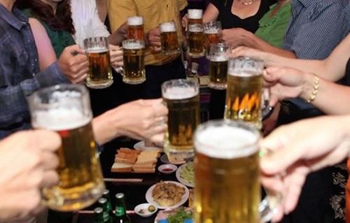 Tránh xa bia rượu nếu không muốn mình trở thành bệnh nhân ung thư