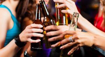 Bia rượu khiến tỷ lệ bệnh nhân ung thư tăng cao