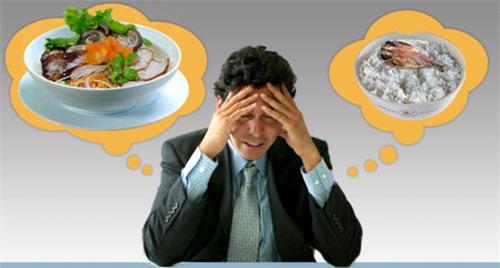 Chán ăn cũng là biểu hiện giúp phát hiện ung thư dạ dày