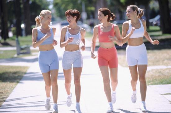 Tập thể dục giúp phòng ngừa máu nhiễm mỡ