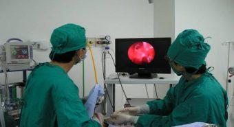 Các phương pháp điều trị ung thư amidan khẩu cái