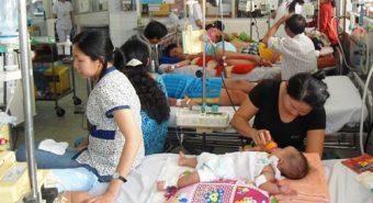 Cảnh giác với giai đoạn nguy hiểm của sốt xuất huyết