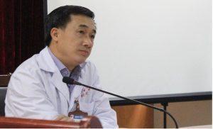 PGS-TS Trần Văn Thuấn, Giám đốc bệnh viện K