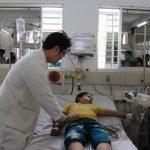 Chẩn đoán sốt xuất huyết ở trẻ bằng phương pháp xét nghiệm máu?