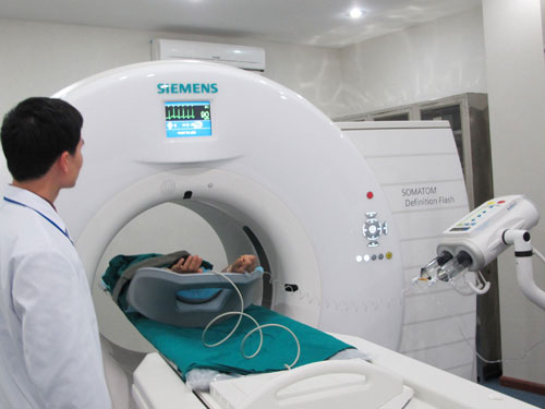 Tầm soát ung thư bằng kỹ thuật chụp PET/CT