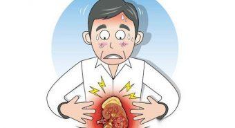 Đau bụng, tiểu ra máu là triệu chứng ung thư thận