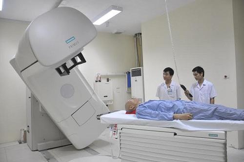 Xạ trị là nguyên nhân gây ung thư bàng quang