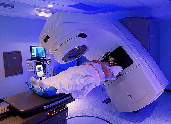 Điều trị ung thư bàng quang bằng xạ trị