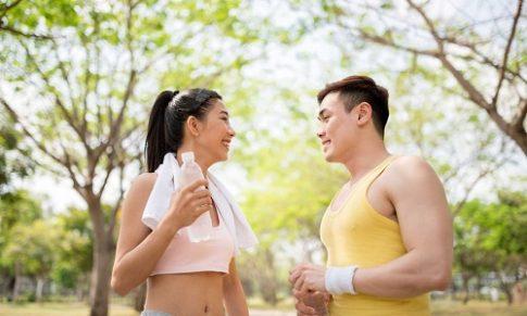 Giảm tác dụng phụ của thuốc điều trị ung thư vú bằng tập thể thao