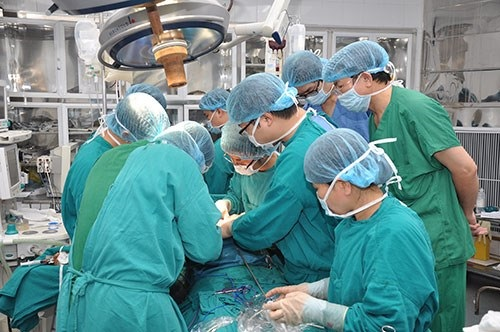 Phẫu thuật ung thư thực quản