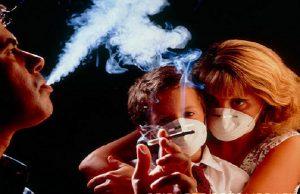 """Hút thuốc lá thụ động """"lần thứ ba"""" và hoàn toàn có thể gây ung thư"""