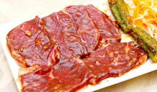 Cần ướp thịt đẫm để giảm rủi ro ung thư