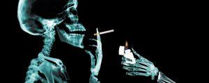 Hút thuốc lá gây tỷ lệ tử vong cao ở nhiều bệnh ung thư