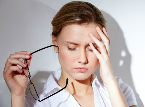 Bệnh nhân ung thư máu có biểu hiện mệt mỏi