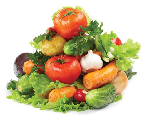 Ăn nhiều rau củ quả sạch giúp ngăn ngừa ung thư