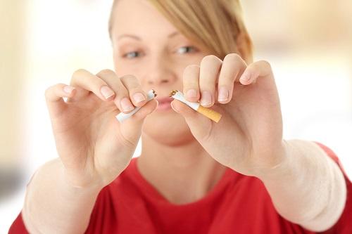 Hãy từ bỏ thuốc lá vì sức khỏe của bạn và những người xung quanh