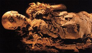 Nghiên cứu các xác ướp để tìm ra nguyên nhân gây ra ung thư trực tràng.