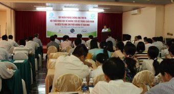 Nhật Bản hợp tác Việt Nam về kỹ thuật chẩn đoán và điều trị viêm phổi