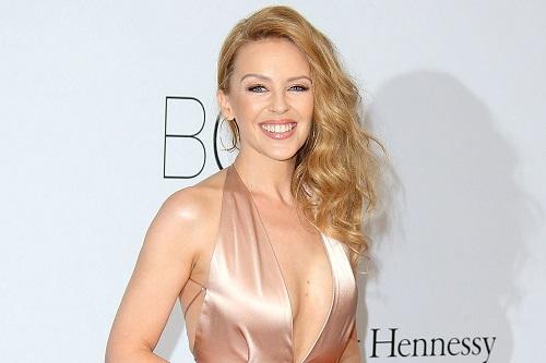 Kylie Minogue khỏi ung thư vú trong 1 năm điều trị