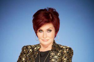Sharon Osbourne cũng đã phát hiện mình bị ung thư đại tràng
