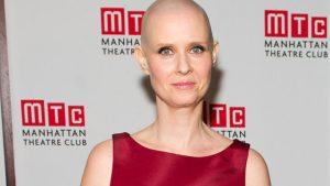 Cynthia Nixon đã điều trị xong ung thư vú