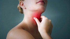 Hạch cổ - triệu chứng của bệnh ung thư tuyến giáp