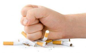 Quy tắc chống ung thư bằng cách nói không với thuốc lá
