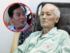NSƯT Duy Thanh chiến đấu với ung thư phổi, ung thư thực quản