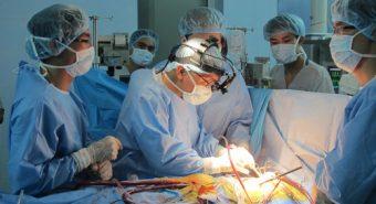 Phương pháp thông thường điều trị ung thư dạ dày