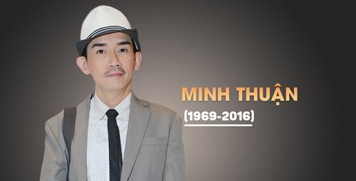 Minh Thuận qua đời ở tuổi 47 vì bị bệnh ung thư phổi