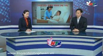 Sức khỏe của bạn:Chăm sóc bệnh nhân ung thư