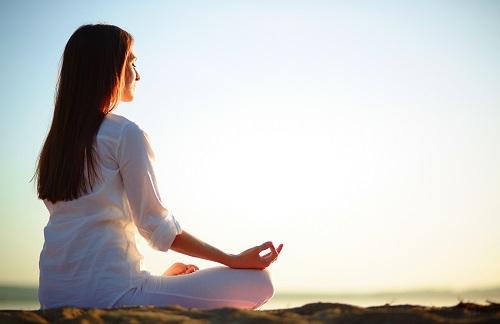 Yoga giúp bệnh nhân cải thiện tình trạng bệnh.